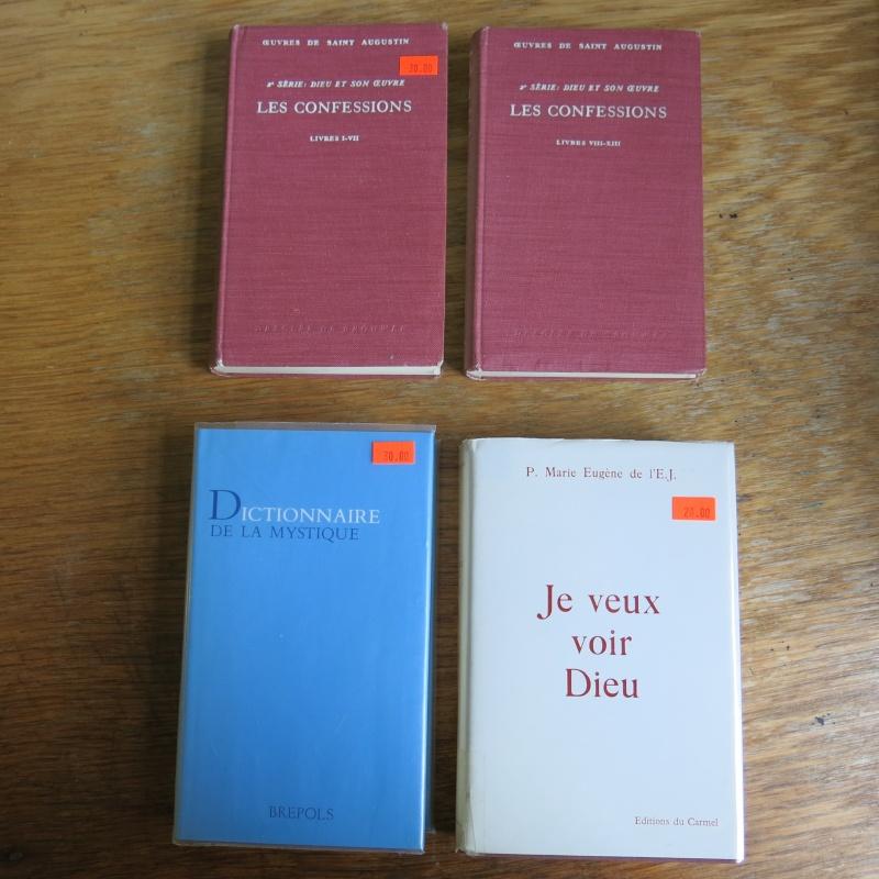 Liste de livres spirituels catholiques à vendre ! 00914