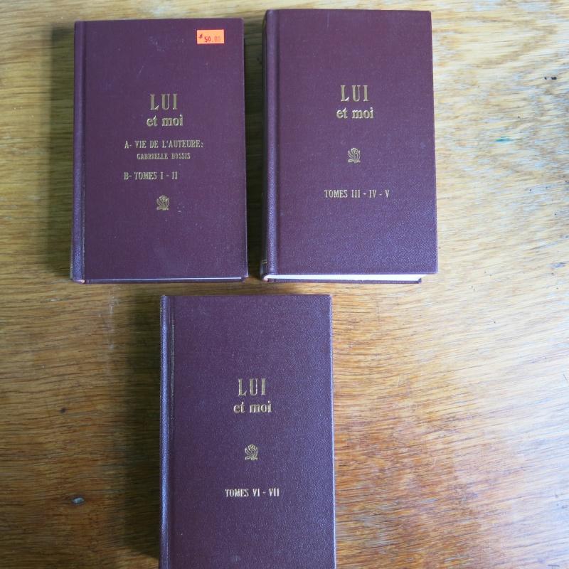 Liste de livres spirituels catholiques à vendre ! 01213