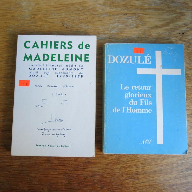 Liste de livres spirituels catholiques à vendre ! 01412