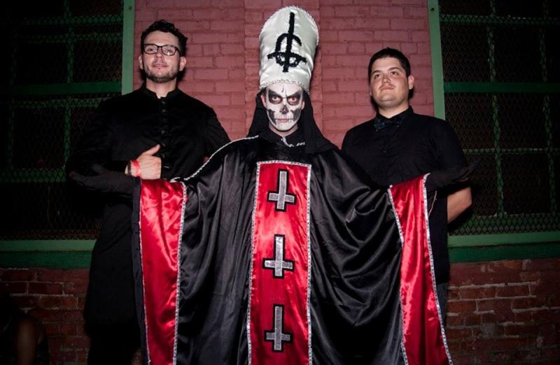 Une statue satanique inaugurée à Détroit  11055310