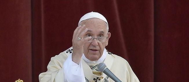 le pape francois qualifié comme l'homme le plus dangeureux de la planète 18590410