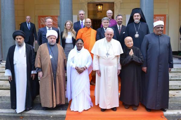 « L'oecuménisme du sang et l'unité des Chrétiens ! » - Denzinger-Bergoglio No 2 ! El-pap10