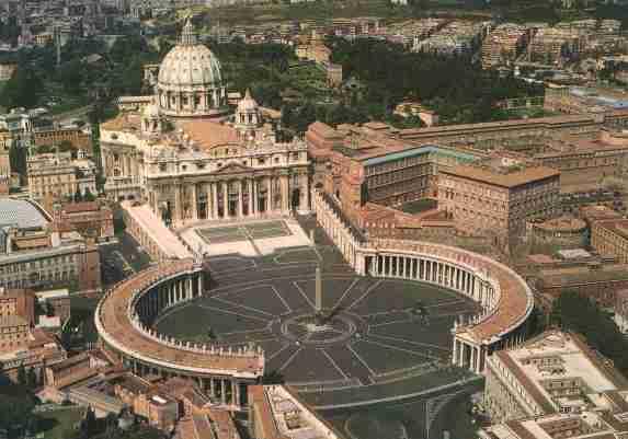 Le rôle de l'Église à la Fin des Temps - Un enseignement de Maria Valtorta ! Vatica10