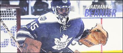 Toronto Maples Leafs Bernie10
