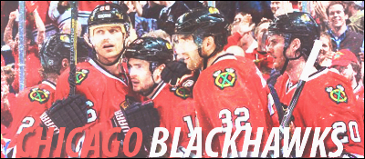 Chicago Blackhawks Chi1110