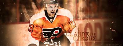 Philadelphie Flyers Claude10