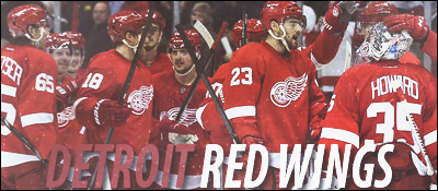 Detroit Red Wings Det1110