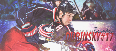 Columbus Blue Jackets Dubins10