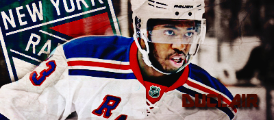 New York Rangers Duclai10