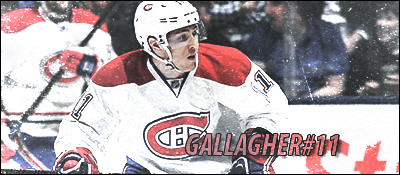 Montreal Canadiens Gallag10