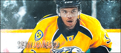 Nashville Predators Jones110