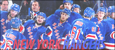 New York Rangers Nyr1210