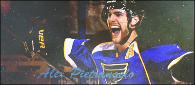 St. Louis Blues Pietra10