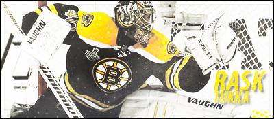 Boston Bruins Rask1111