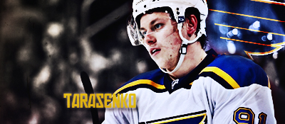 St. Louis Blues Tarase10