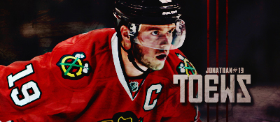 Chicago Blackhawks Toews110