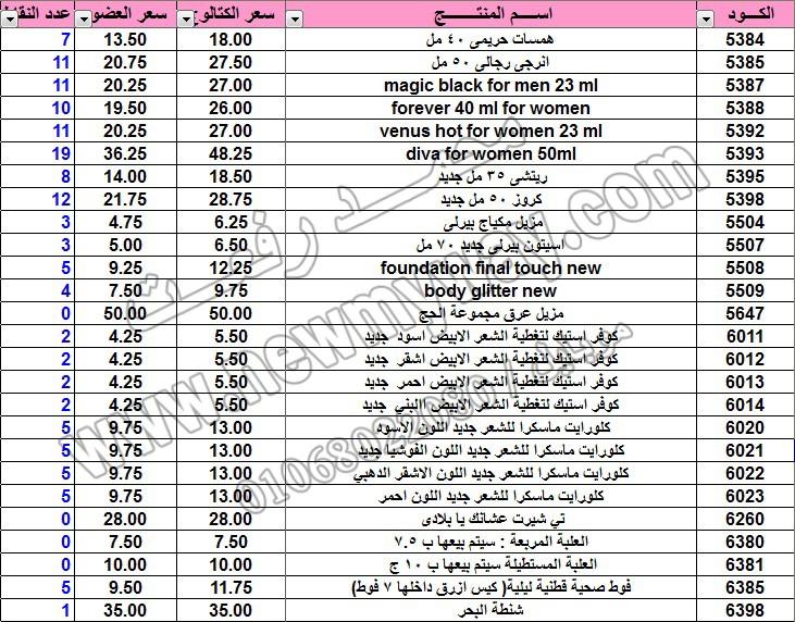 حصريا .. قائمة أسعار وعروض منتجات ماي واي في كتالوج اغسطس 2015 ~~ بسعر الكتالوج ... بسعر العضو ^_^  13_o11
