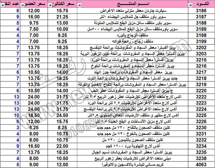 حصريا .. قائمة أسعار وعروض منتجات ماي واي في كتالوج اغسطس 2015 ~~ بسعر الكتالوج ... بسعر العضو ^_^  7_o11