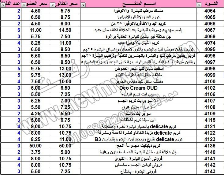 حصريا .. قائمة أسعار وعروض منتجات ماي واي في كتالوج اغسطس 2015 ~~ بسعر الكتالوج ... بسعر العضو ^_^  8_o11