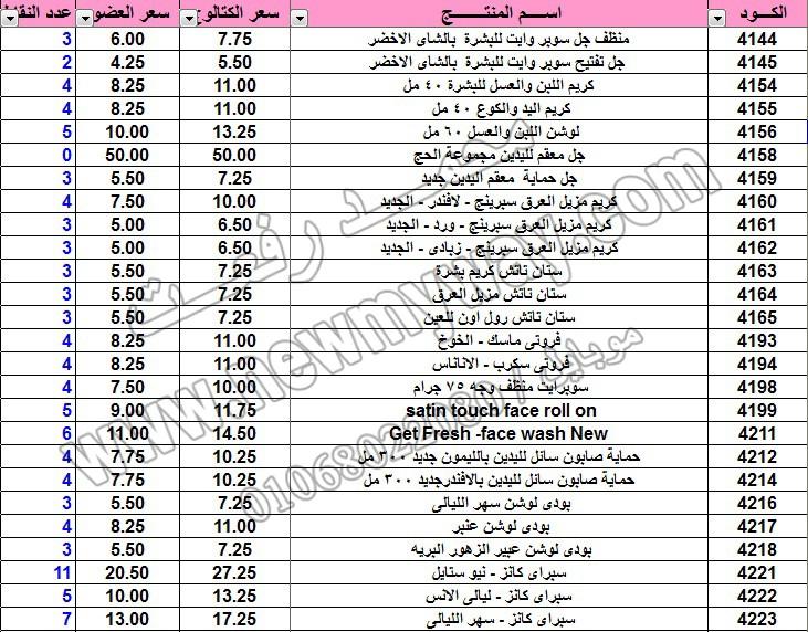 حصريا .. قائمة أسعار وعروض منتجات ماي واي في كتالوج اغسطس 2015 ~~ بسعر الكتالوج ... بسعر العضو ^_^  9_o11