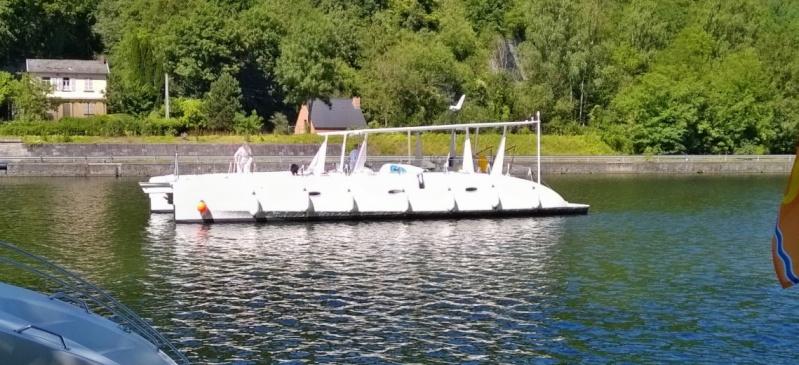 Catamaran électro-solaire Aero10