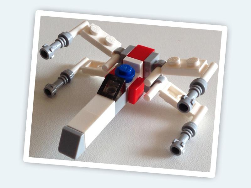 Magazine Panini STAR WARS LEGO #1 Img_4513