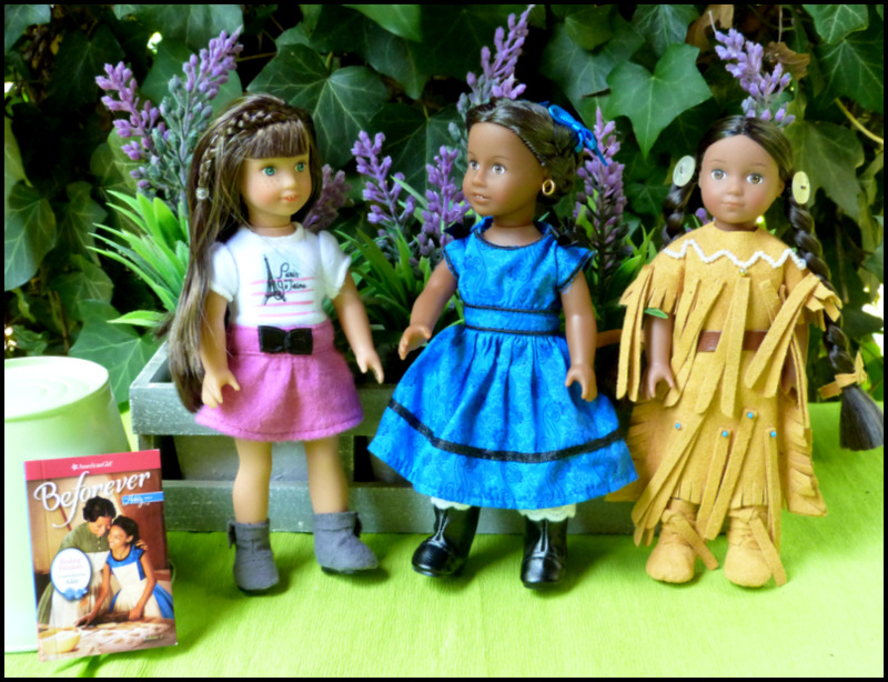 les mini American girls P1310011