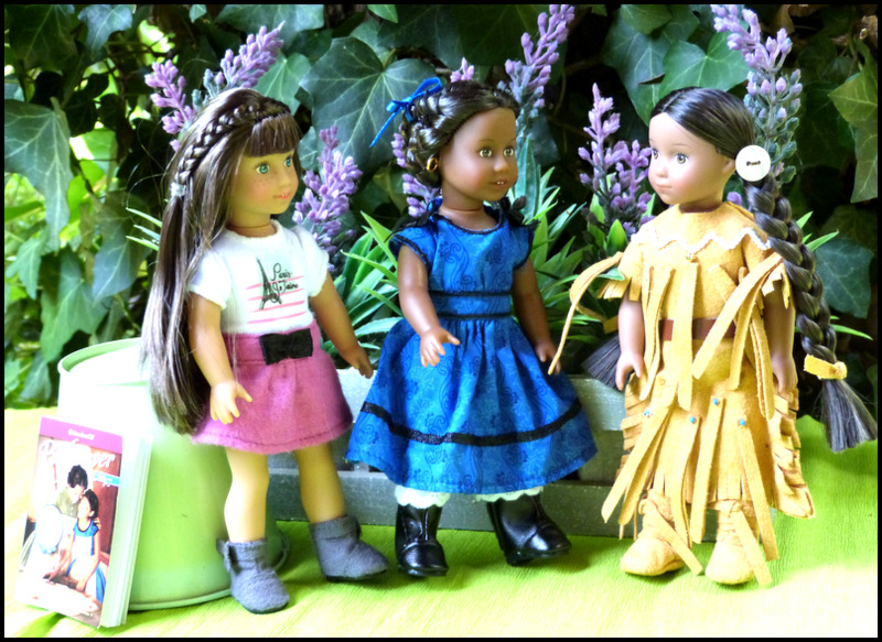 les mini American girls P1310012