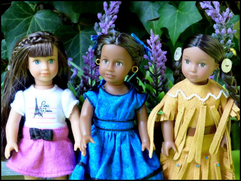 les mini American girls P1310013