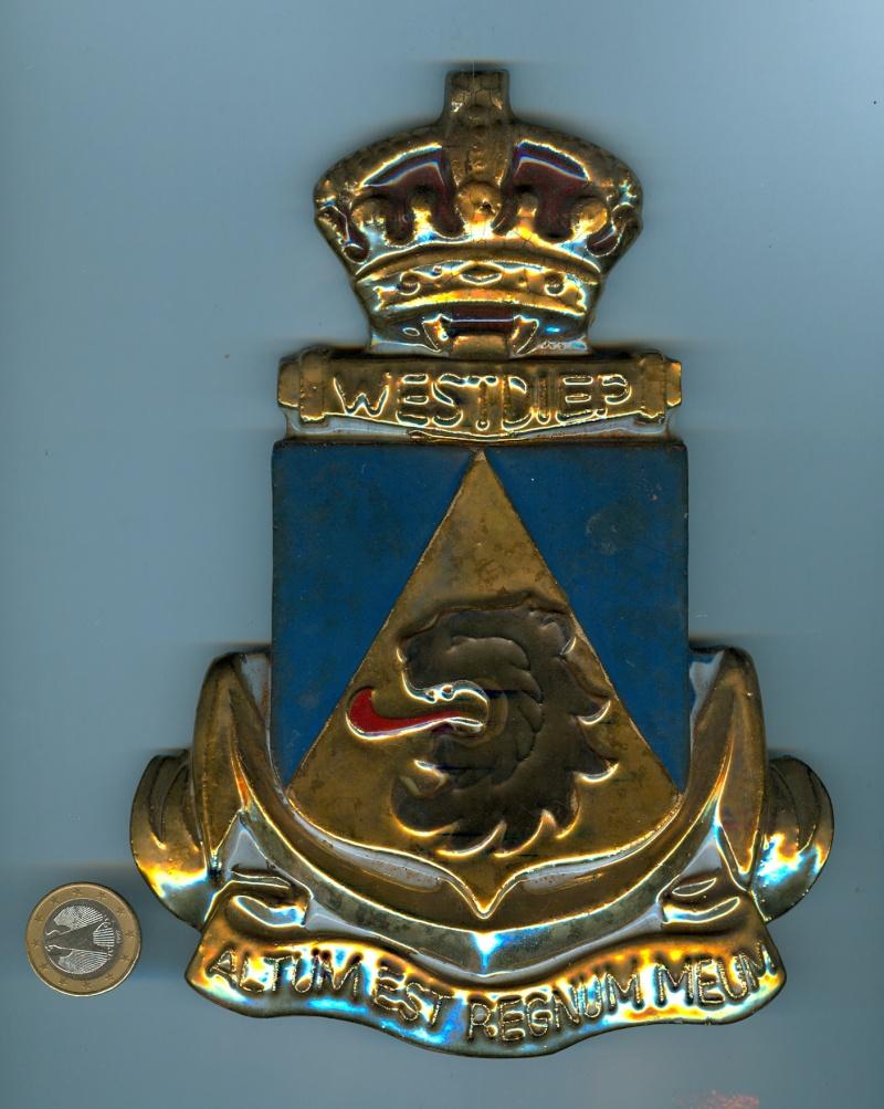 F911 WESTDIEP : Crest, badges, autocollants, peintures,...   - Page 2 Westdi10