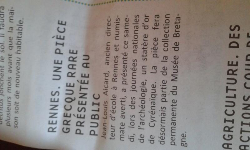 Numismates du Grand Ouest  - Page 4 20150610