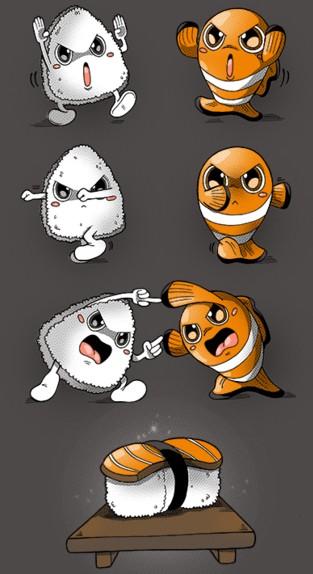 Images découvertes [Fanarts Dragon Ball] - Page 4 Fusion10