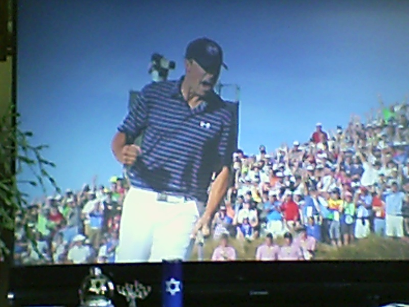 Just watching some golf 01711