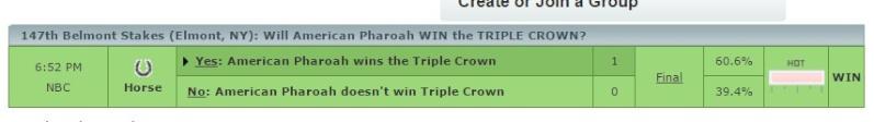 TRIPLE CROWN? Triple10