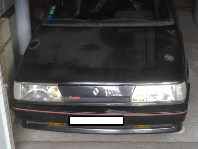 Les 30 ans de la Renault 9 TURBO 20140810