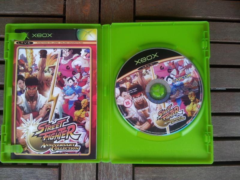 [VDS] Outrun 2 xbox NTSC/J Street Fighter Anniversary PAL 20150720