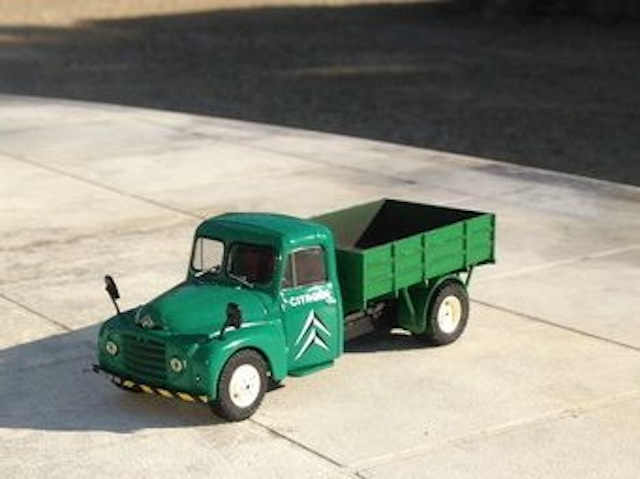 Mes transfos sur base Citroën 1110
