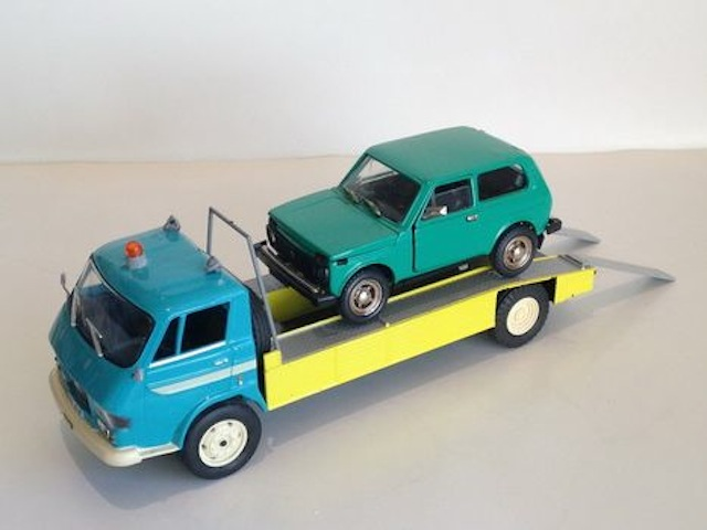 Mes transfos sur base Citroën 1710