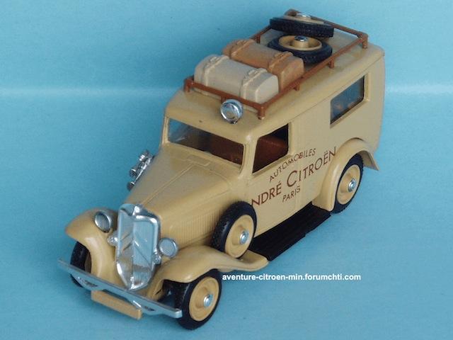 """Citroën Fourgons et voitures de livraison """"500 kg - Rosalie"""" 19345010"""