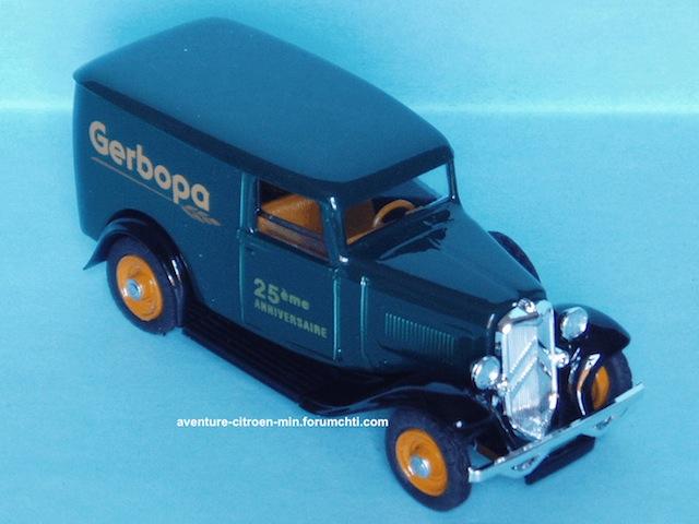 """Citroën Fourgons et voitures de livraison """"500 kg - Rosalie"""" 19345011"""