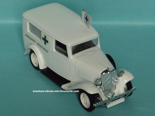"""Citroën Fourgons et voitures de livraison """"500 kg - Rosalie"""" 19345012"""