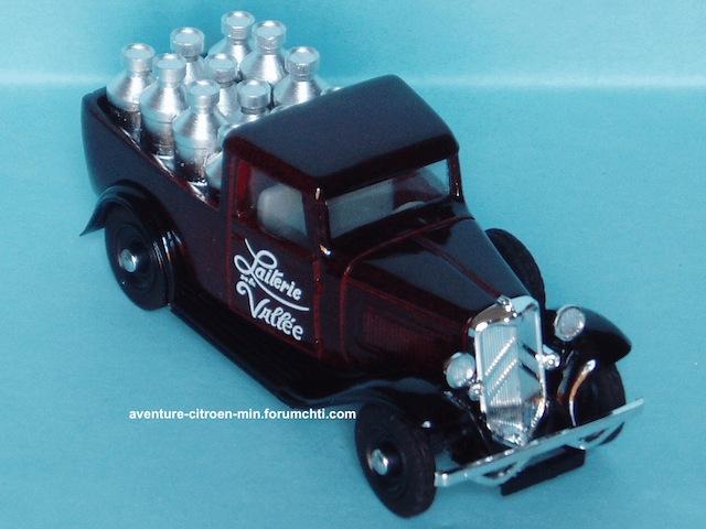 """Citroën Fourgons et voitures de livraison """"500 kg - Rosalie"""" 19345013"""