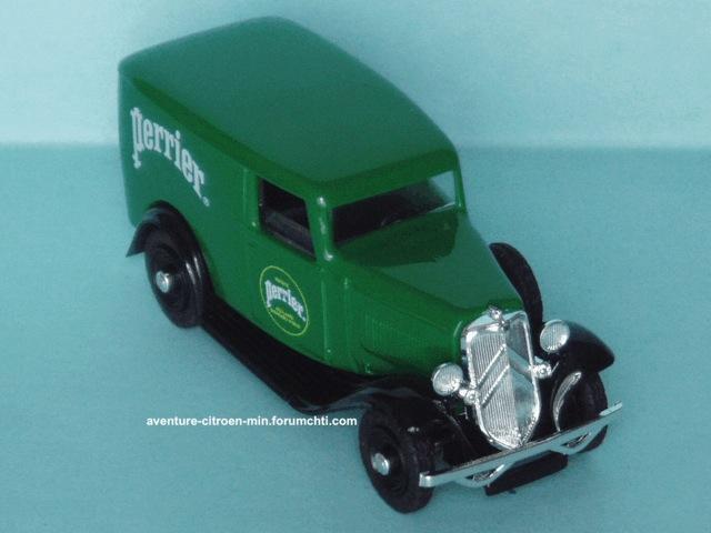 """Citroën Fourgons et voitures de livraison """"500 kg - Rosalie"""" 19345o10"""