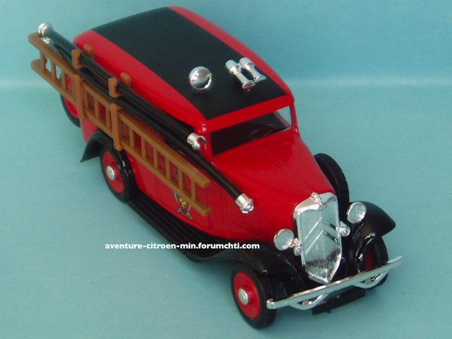 """Citroën Fourgons et voitures de livraison """"500 kg - Rosalie"""" 1939_510"""