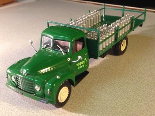 Mes transfos sur base Citroën 210