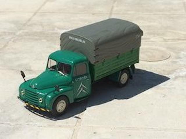 Mes transfos sur base Citroën 2610