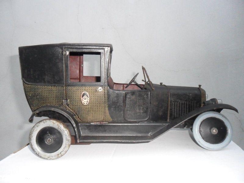 Citroën, les jouets : Christophe > jouet ancien ? Captur25