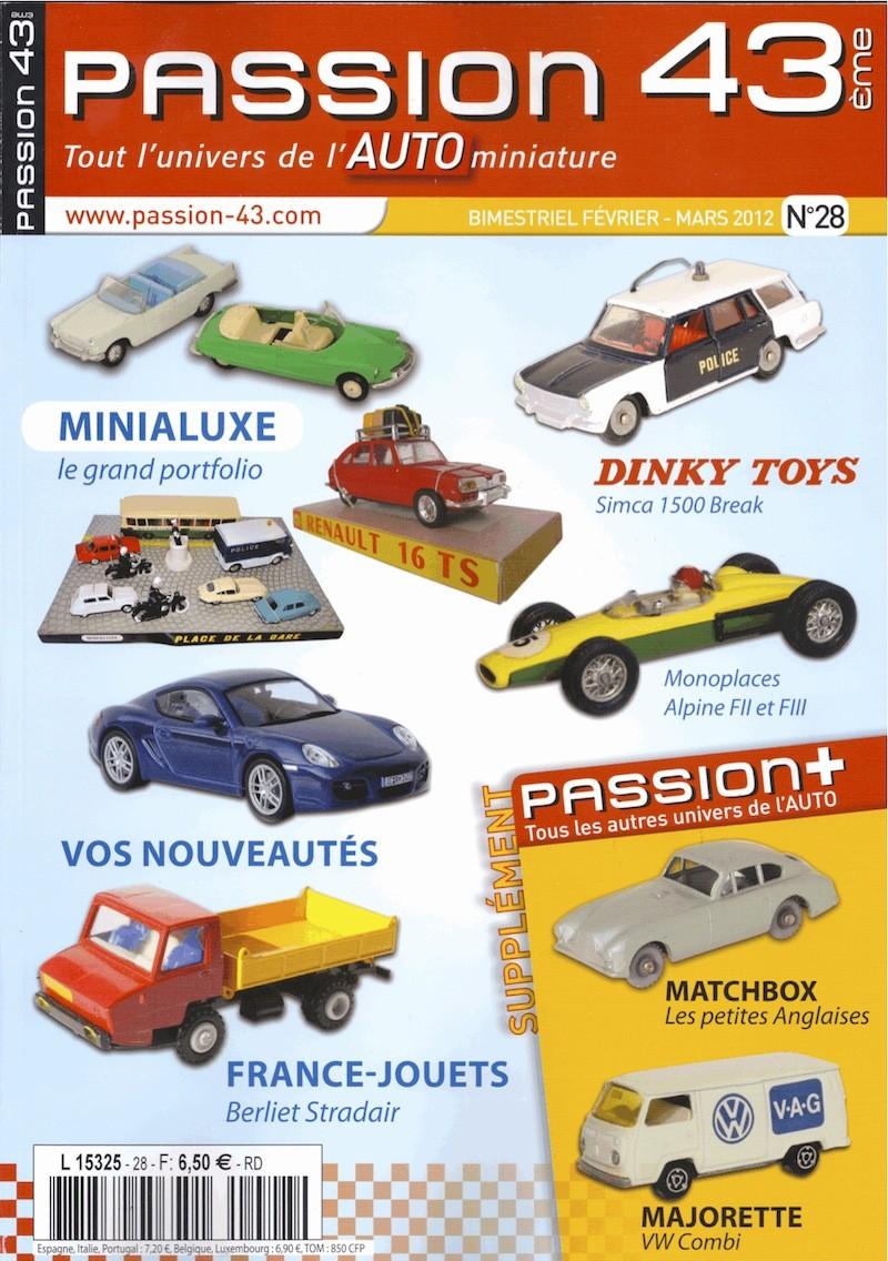 """Citroën : """"Et Dieu créa les MINIALUXE"""" Passio12"""