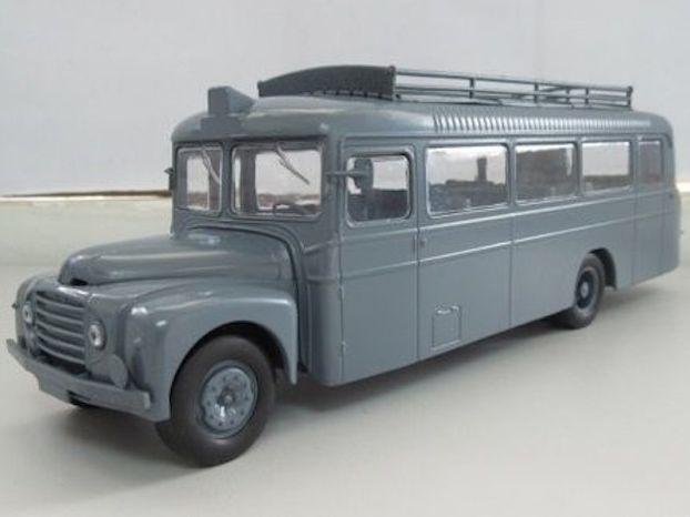 """2014 - Hachette Collections > """"Autobus & Autocars du Monde au 1/43 !"""" T46_au10"""