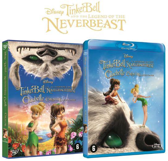 [BD/ DVD] Les édition Benelux des films Disney - Page 6 Tinker10